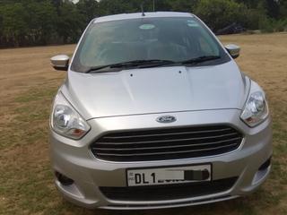 2016 Ford Figo 1.5P Titanium AT