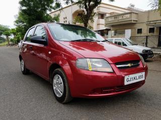 2011 Chevrolet Aveo U-VA 1.2 LS