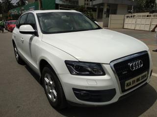 2012 Audi Q5 35TDI Premium Plus