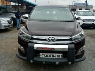2016 Toyota Innova Crysta 2.8 ZX AT