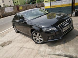 2012 Audi A4 2.0 TDI Multitronic