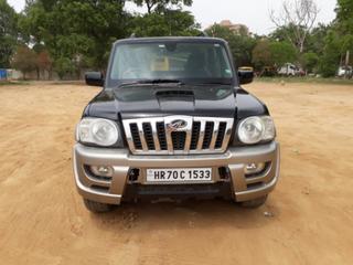 2012 Mahindra Scorpio 2009-2014 VLX 4WD AT 7S BSIV