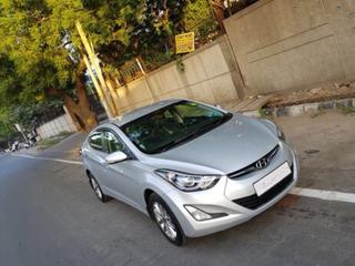 2013 Hyundai Elantra SX