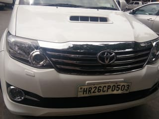 2015 Toyota Fortuner 4x2 Manual