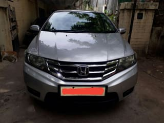 2012 Honda City V AT