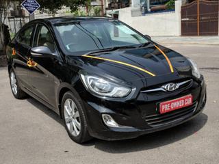 2012 Hyundai Verna CRDi 1.6 SX Option