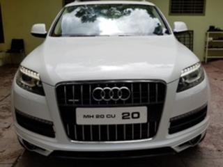 2013 Audi Q7 3.0 TDI Quattro Premium Plus