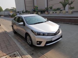 2016 Toyota Corolla Altis VL AT