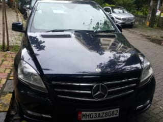 2011 Mercedes-Benz R-Class R350 4Matic Long