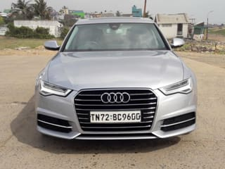 2015 Audi A6 2011-2015 35 TDI Technology