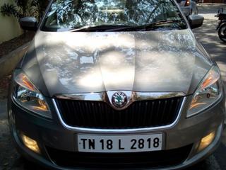 2012 Skoda Rapid 1.6 TDI Elegance