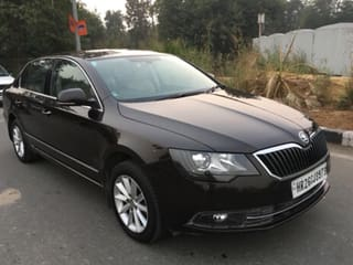 2014 Skoda Superb Elegance 2.0 TDI CR AT