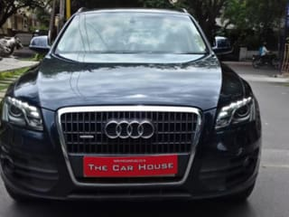 2012 Audi Q5 2008-2012 2.0 TDI