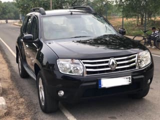 2014 Renault Duster 110PS Diesel RXZ Optional with Nav