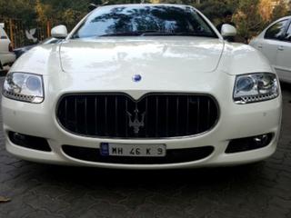 2011 Maserati Quattroporte 4.2