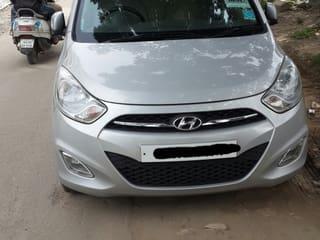 2011 Hyundai i10 Asta 1.2