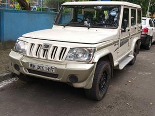 2011 Mahindra Bolero VLX BS IV