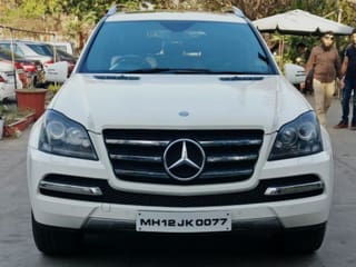 2012 Mercedes-Benz GL-Class 2007 2012 Grand Edition Luxury