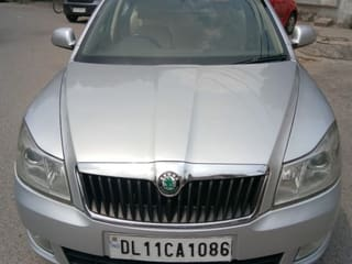 2012 Skoda Laura Ambiente 2.0 TDI CR AT