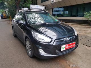 2013 Hyundai Verna 1.6 SX VTVT (O) AT