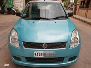 2007 Maruti Swift Ldi BSIV