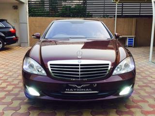 2008 Mercedes-Benz S Class 2005 2013 320 CDI