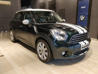 2013 Mini Cooper Countryman D