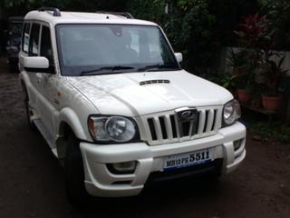 2009 Mahindra Scorpio 2009-2014 VLX 2WD 7S BSIV