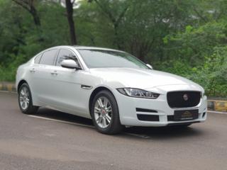 2018 Jaguar XE 2.0L Diesel Portfolio