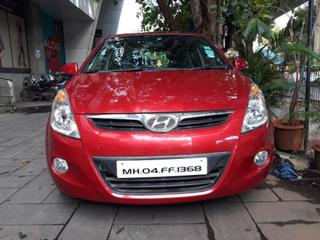 2012 Hyundai i20 1.4 Asta (AT)