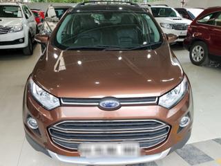 2017 Ford Ecosport 1.0 Ecoboost Titanium Optional