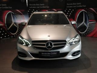 2014 Mercedes-Benz E-Class E 200 CGI