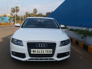 2011 Audi A4 New  2.0 TDI Multitronic
