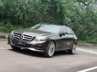 2013 Mercedes-Benz E-Class E250 CDI Launch Edition
