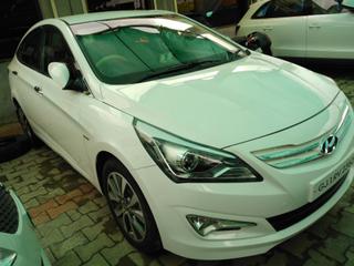 2013 Hyundai Verna 1.6 SX CRDI (O) AT
