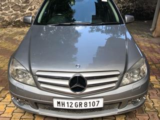 2011 Mercedes-Benz New C-Class C 200 CGI Avantgarde