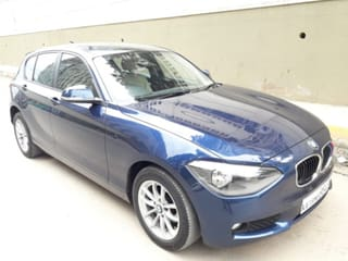 2015 BMW 1 Series 118d Base