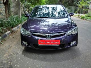 2007 Honda Civic 2006-2010 1.8 V AT