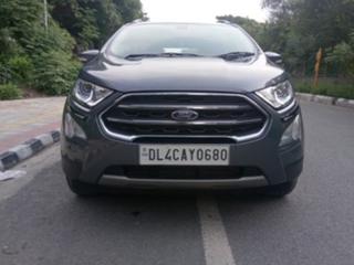 2018 Ford EcoSport 1.5 Petrol Titanium Plus AT