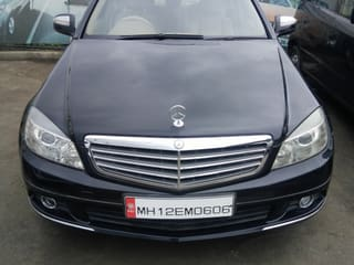 2007 Mercedes-Benz New C-Class 200 K AT