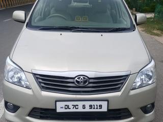2012 Toyota Innova 2.5 GX (Diesel) 7 Seater