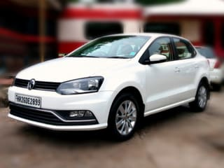 2017 Volkswagen Ameo 1.5 TDI Highline AT 16 Alloy