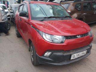 2017 Mahindra KUV 100 G80 K2