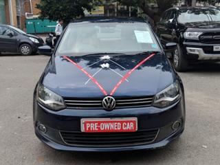 2015 Volkswagen Vento 1.2 TSI Highline AT