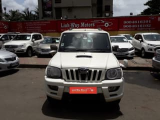 2010 Mahindra Scorpio VLX 4WD ABS AT BSIII