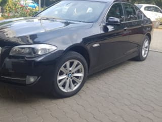 2012 BMW 5 Series 530d Highline Sedan