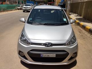2015 Hyundai Grand i10 SportZ Edition