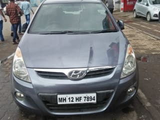 2011 Hyundai i20 1.4 Asta (AT)