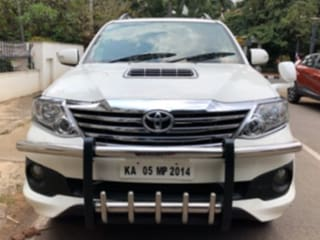 2014 Toyota Fortuner 2.5 4x2 AT TRD Sportivo