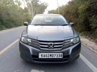 2009 Honda City V AT